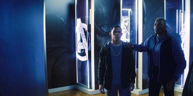 «Сокол и Зимний Солдат» (2021) - все отсылки и пасхалки в сериале Marvel. Спойлеры! - 79