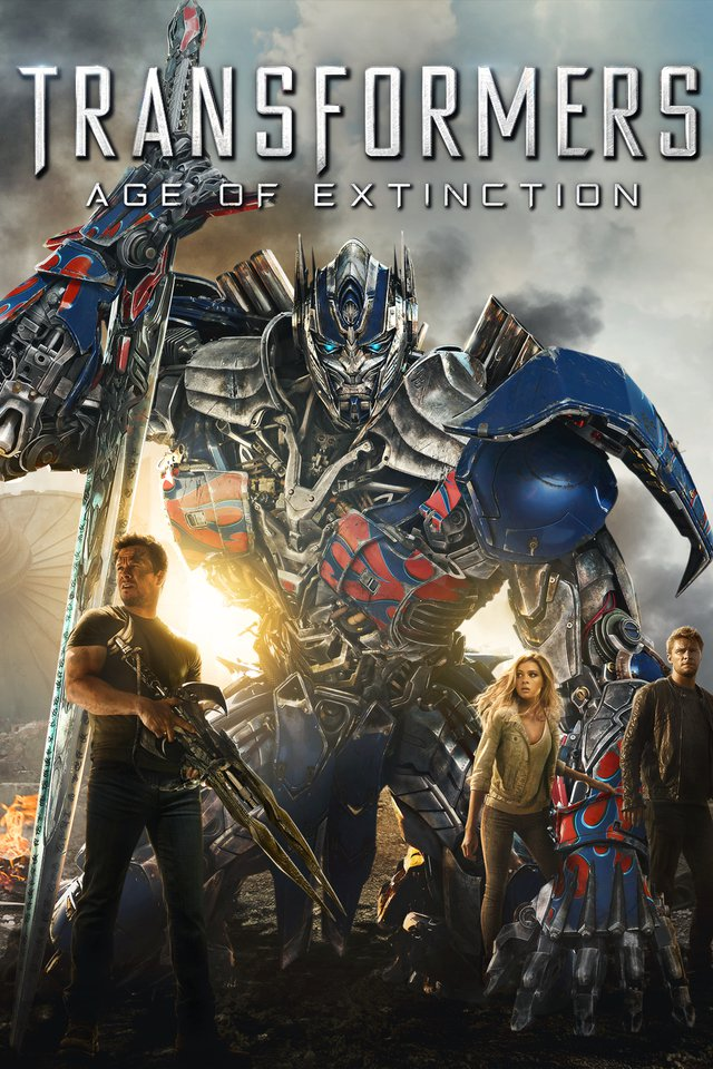 Transformers 4 - All Transformations IMAX HD 1080p