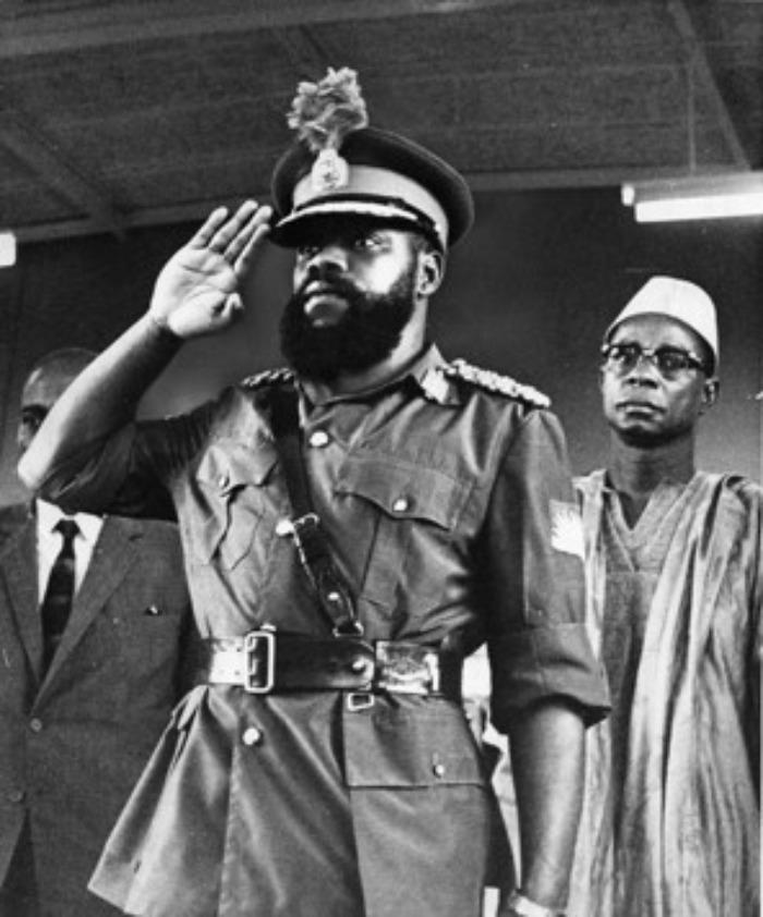 Lieutenant Colonel Odemugwu Ojukwu