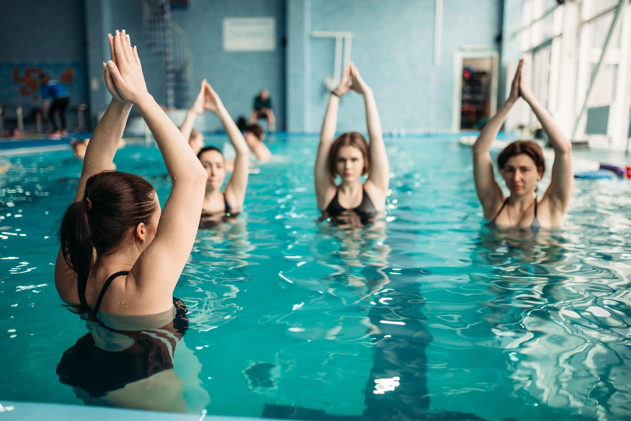 Positive Effects of Water Sports on Your Body
