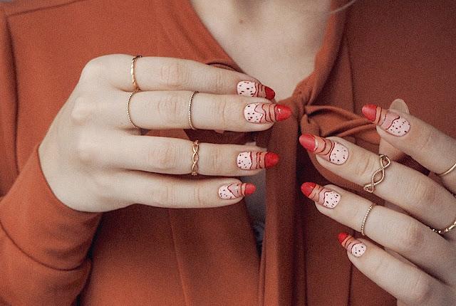Na dwie dłonie | Podstawy malowania drugiej dłoni
