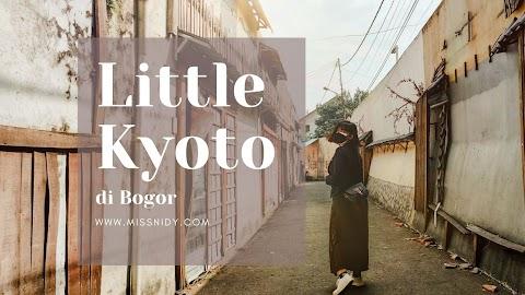 Kampung ala Jepang di Bogor