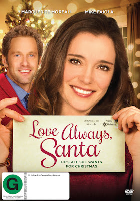 Love Always, Santa (TV) 2016 DVDCustom HD Spanish