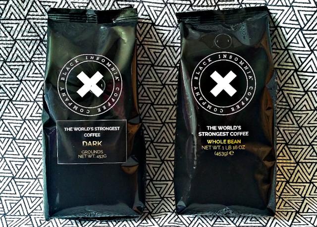 Black Insomnia Coffee 1