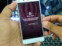 Remove akun Mi Cloud Xiaomi Mi 4 Dengan Mudah