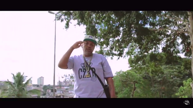 #Manifesto - O rapper Czar participa do projeto Passa o Mic