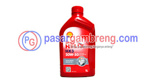 Harga Shell Helix HX 3