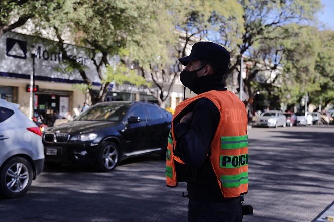 En 9 meses, la Policía Vial labró más de 100 mil multas en toda la provincia