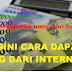 CARA MENDAPATKAN UANG DARI INTERNET TANPA MODAL GRATIS