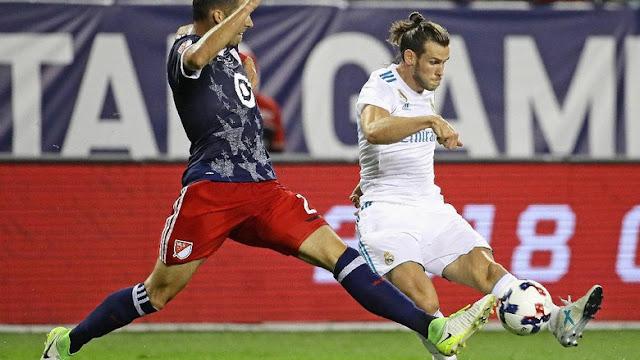 MU Siap Memboyong Bale Dari Madrid Karena...