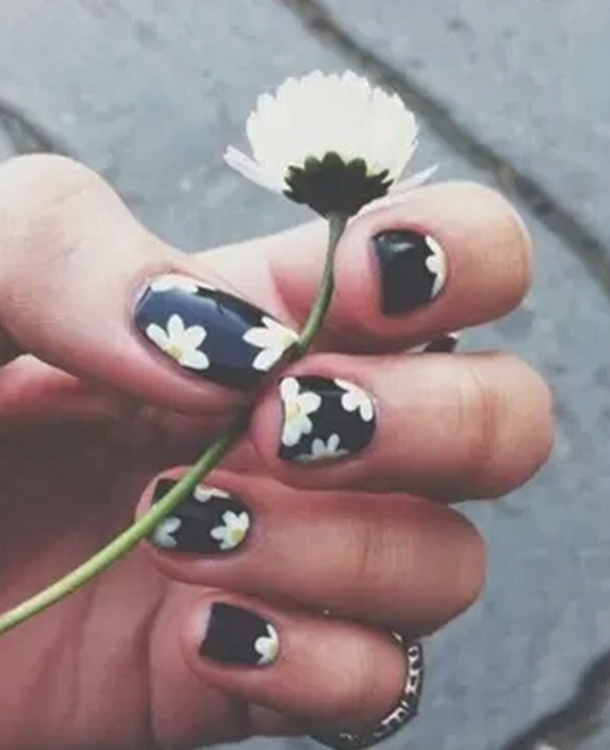 Trendy nail art ideas