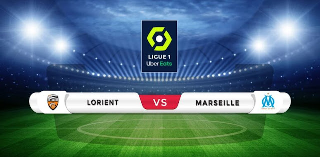 Lorient vs Olympique Marseille – Highlights