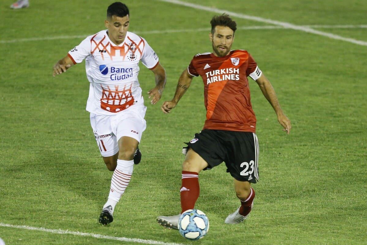 River Plate venció a Huracán y se pone en la cima del grupo A zona Campeonato