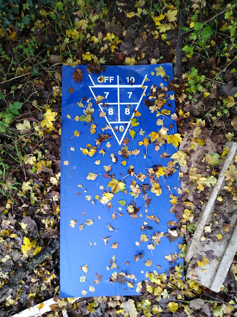 Psychogeography, Cambridge, Landfill, Numbers Stations