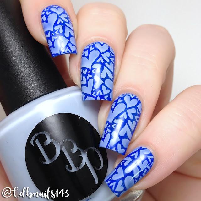 Bad Bitch Polish- Blue-hoo Berry