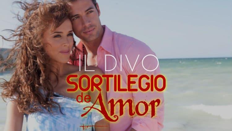 Sortilegio de amor - Il Divo - Cifra melódica