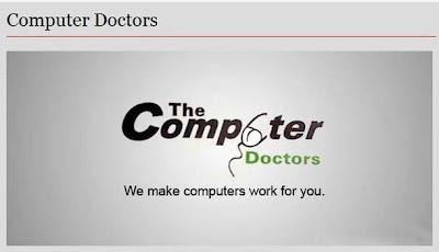 versautes Computer IT Logo witzige Bilder
