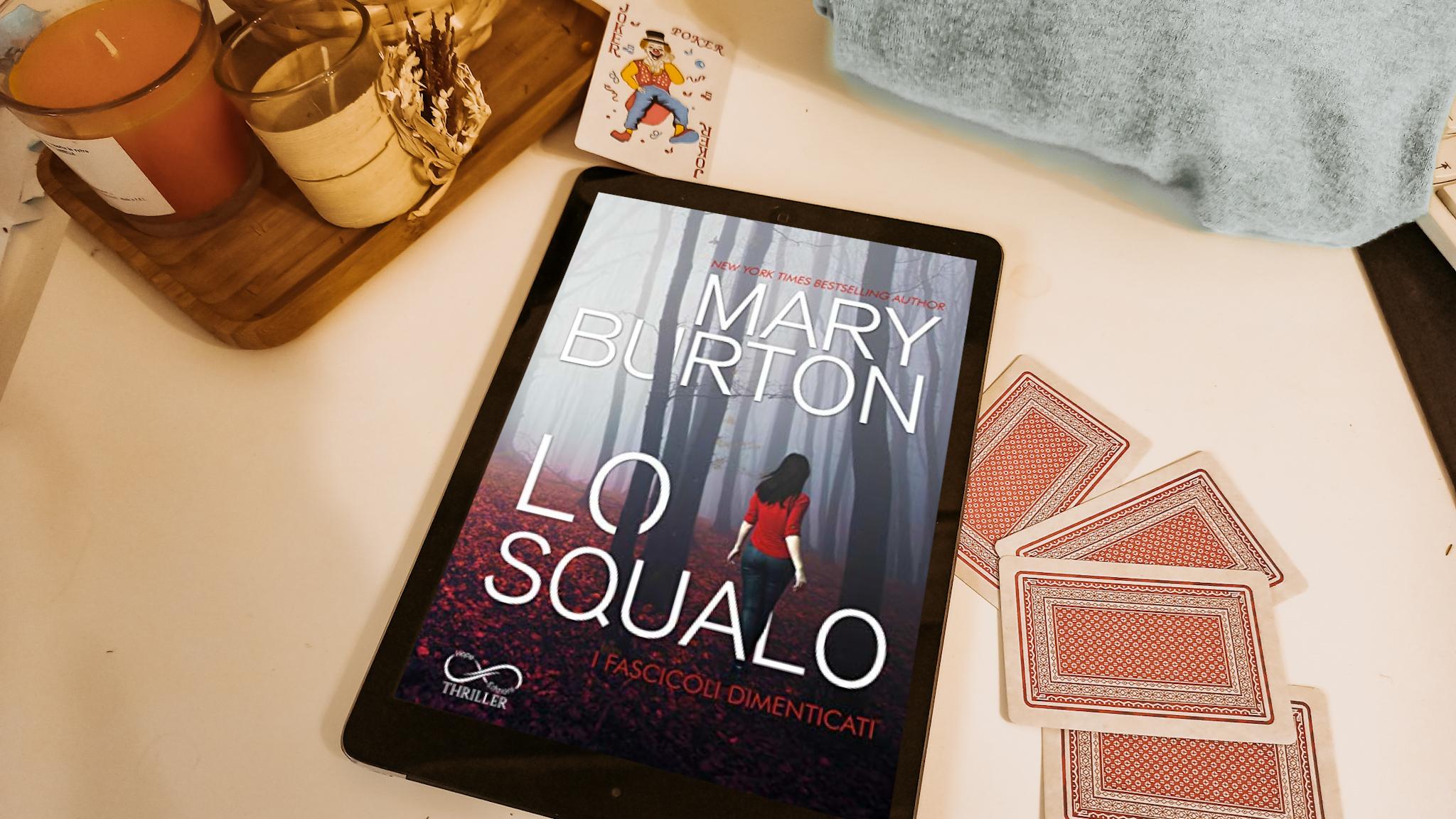 Recensione di Lo Squalo di Mary Burton