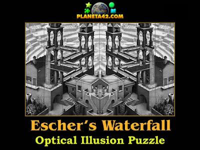 Оптическа Илюзия на Ешер
