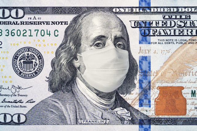 The US dollar jumps to its highest level in 3 years due to Coronavirus