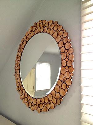 15 вариантов самодельного декора зеркал от fljuida.com 2