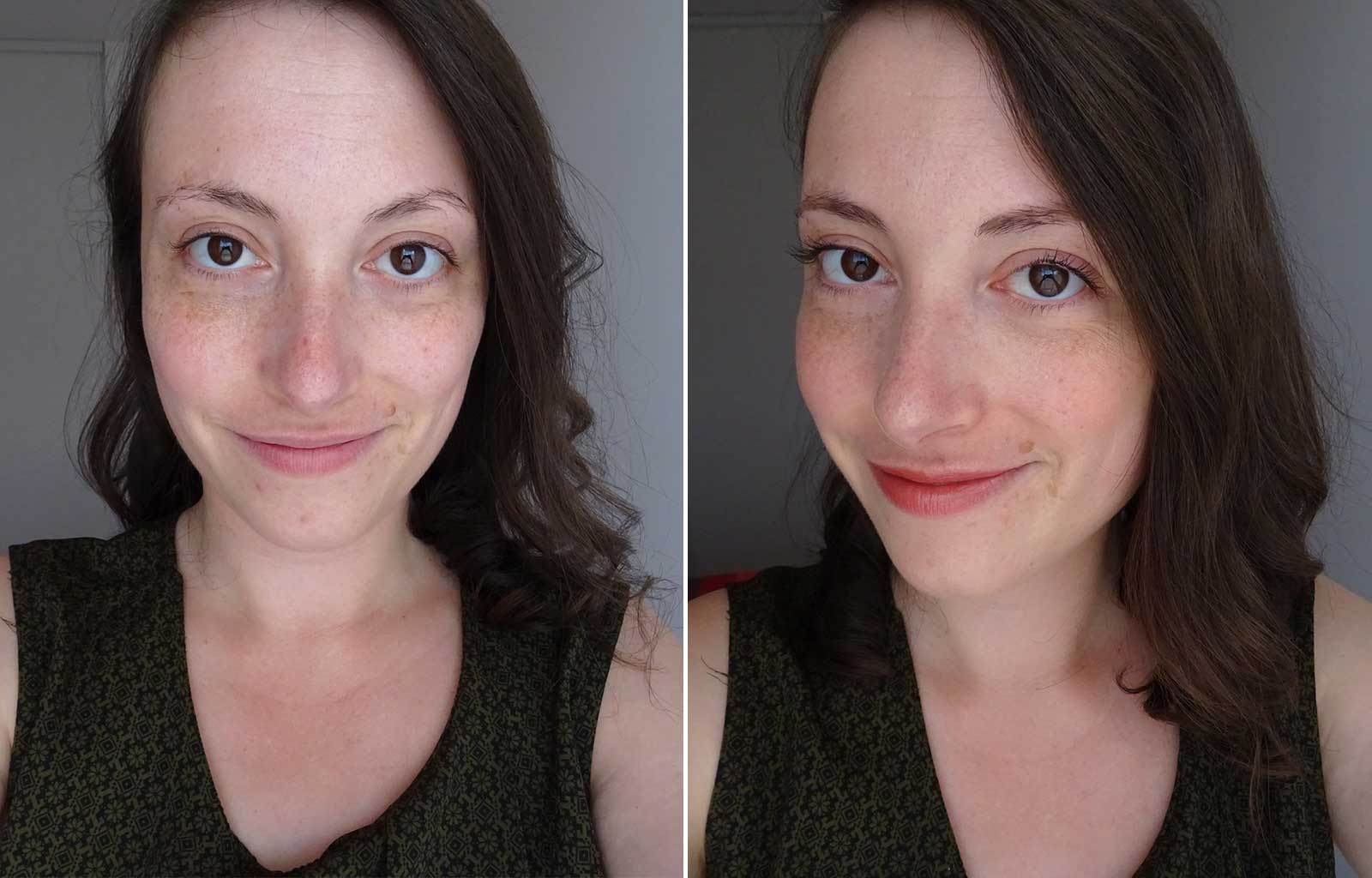 tutoriel maquillage bonne mine
