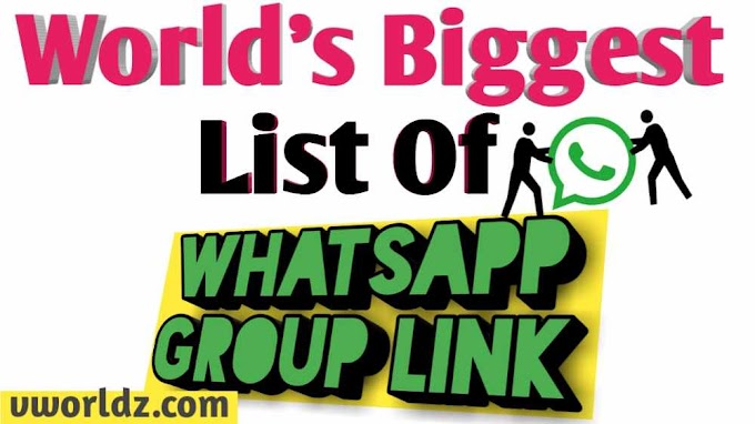 WhatsApp Group Link Collection World's Biggest List (Everyday update)