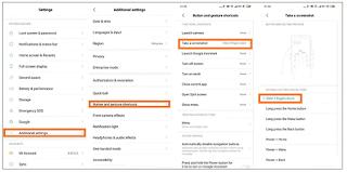 4 Cara Screenshot Xiaomi Mi Note 10 (Mi CC9 Pro) dan Mi Note 10 Pro