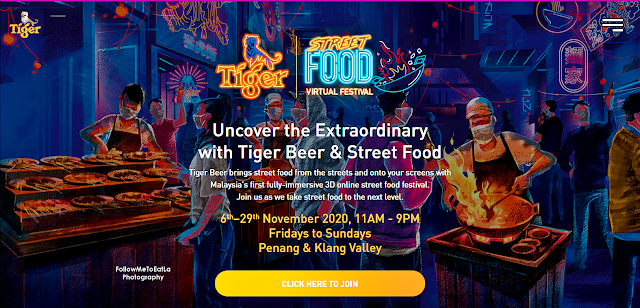 TIGER STREET FOOD VIRTUAL FESTIVAL Takes Street Food Onto Your Screens