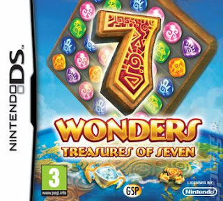 7 Wonders: Treasures of Seven, NDS, Mega, Mediafire