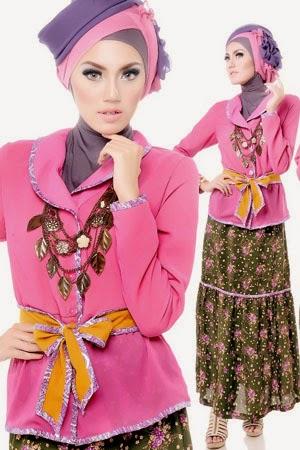 Model Baju Muslim Remaja Wanita Terkini