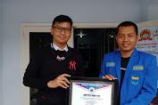 PMII Bali Nusra Beri Penghargaan kepada Kasatreskrim Polres Lombok Tengah.