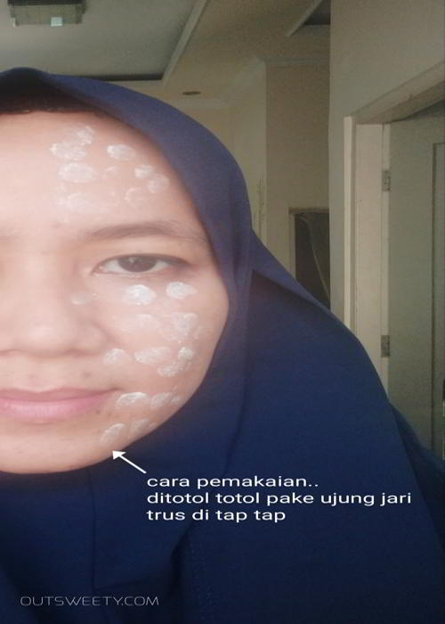 Ini Rahasianya Cara Membuat Wajah Menjadi Putih Cerah dan Glowing Secara Instan : Review Review LANBENA Lady Whitening Day Cream