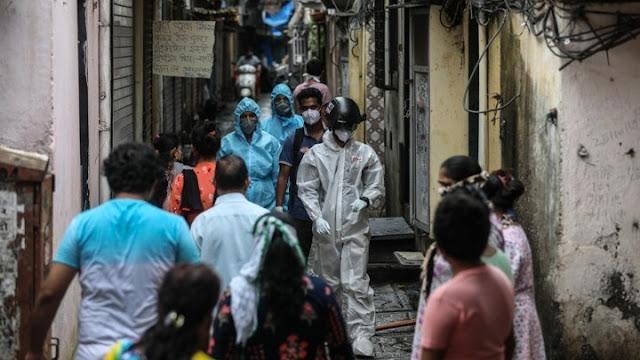 Κόλαση του Δάντη στην Ινδία - Για 3η ημέρα κατέγραψε παγκόσμιο ρεκόρ κρουσμάτων - Ανησυχία στην Ελλάδα από την ινδική μετάλλαξη