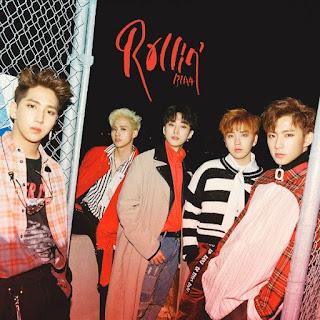 Lirik Lagu B1A4 - Rollin' Lyrics