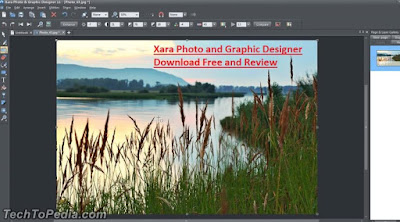 Xara Photo and Graphic Designer Download Free and Review