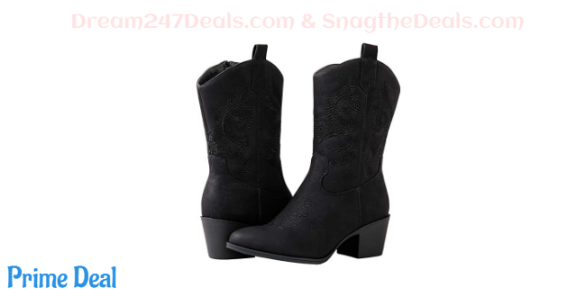65%OFF GLOBALWIN Women's The Western Boots