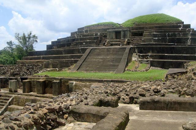 Tazulmal civilizacion maya
