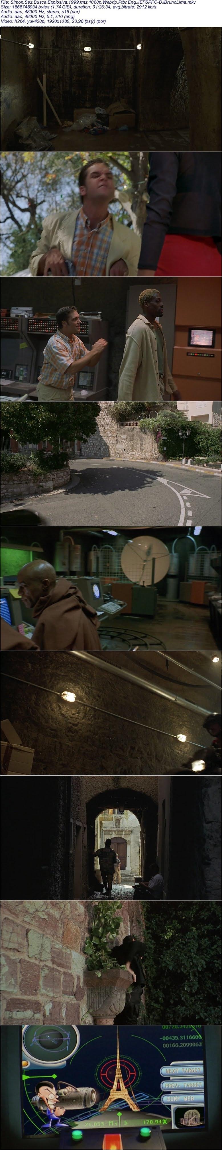 BUSCA EXPLOSIVA (DUAL ÁUDIO/1080P) – 1999 Simon.Sez.Busca.Explosiva.1999.rmz.1080p.Webrip.Ptbr.Eng.JEFSPFC-DJBrunoLima