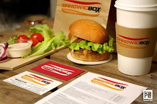 fastfood paket logo tasarım avm