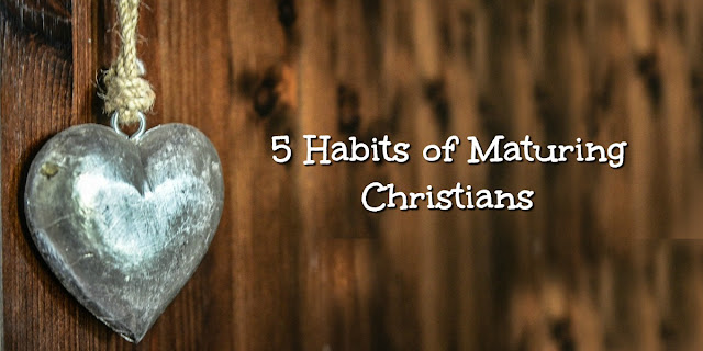 5 Habits of Serious Christians