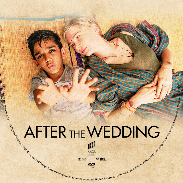 After the Wedding DVD Label