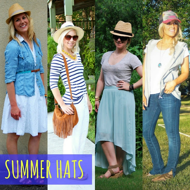 9518b6d0cca Do you have a summer hat you love to wear