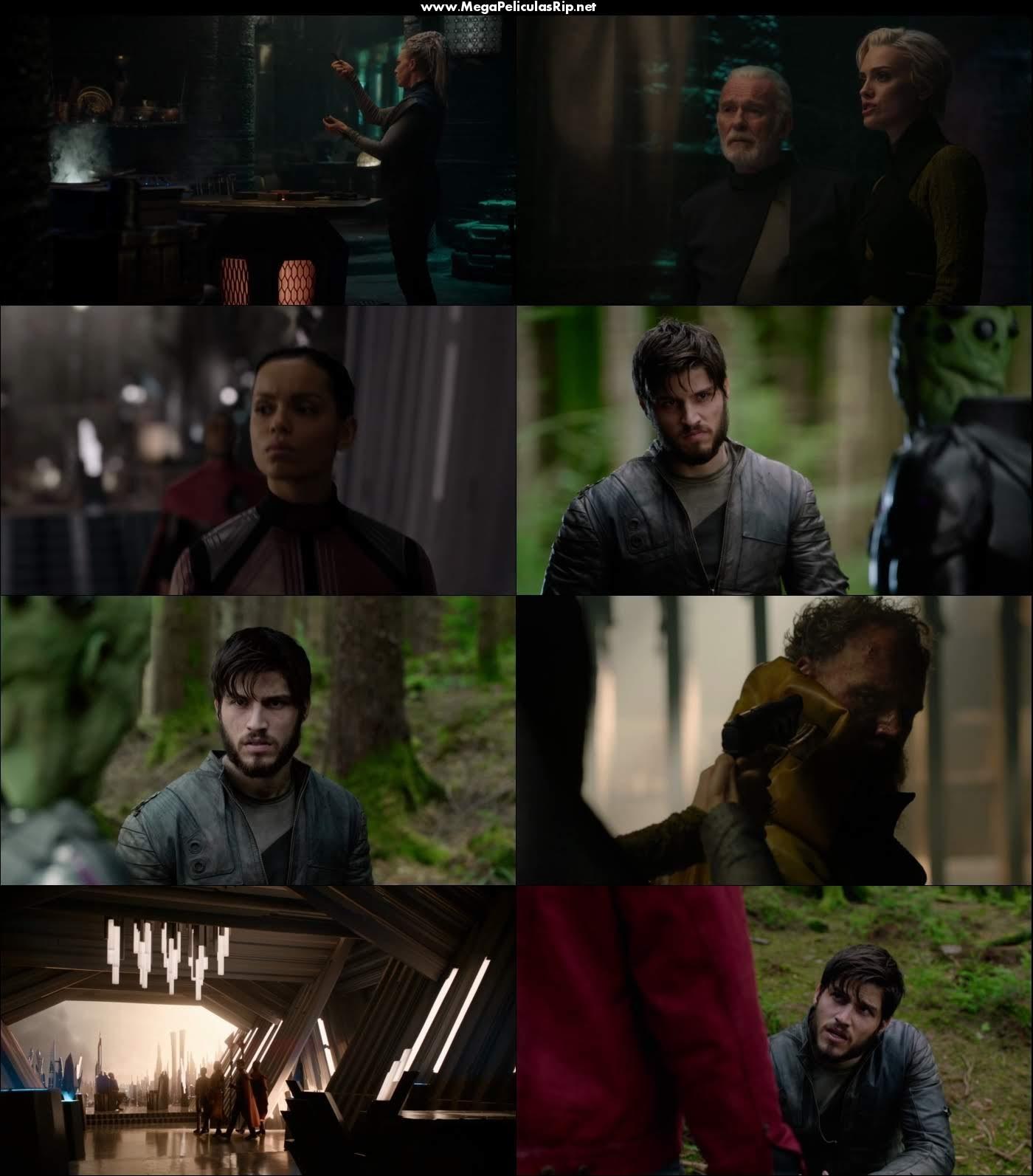 Krypton Temporada 2 720p Latino