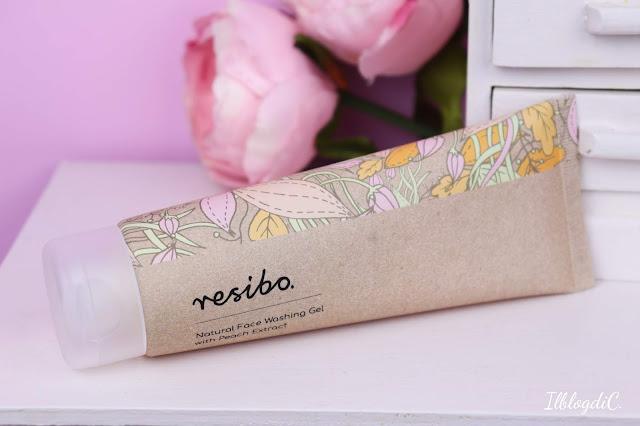 Review gel detergente viso Resibo