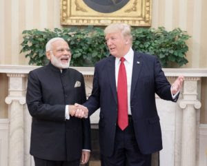 India Invites US President to be Republic Day Chief Guest in 2019