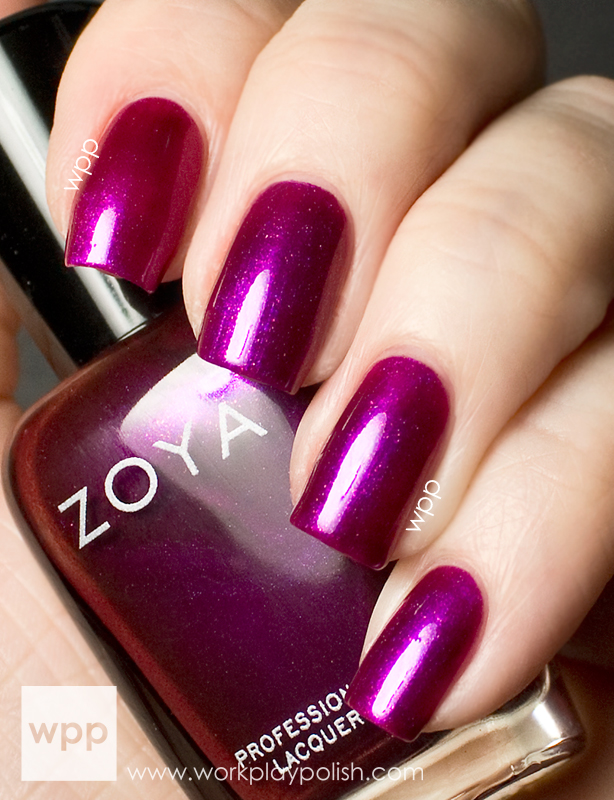 Zoya Mason from the Satins Collection