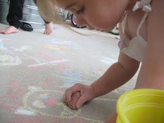 DIY Chalk Recipe for Kids