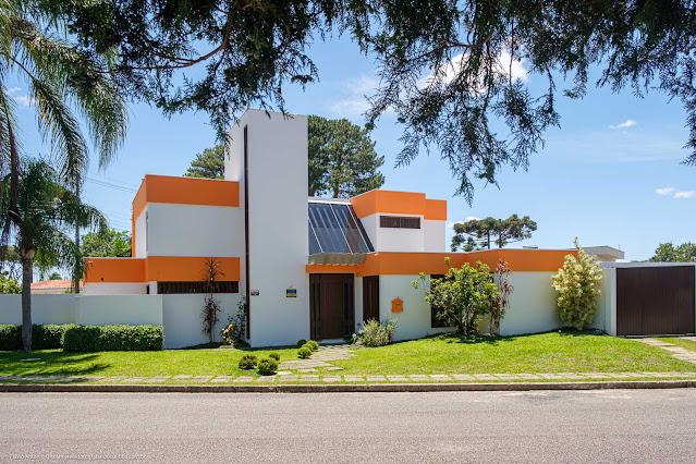 Casa em estilo moderno no Jardim Social