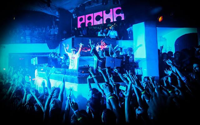Informações da Balada Pacha em Ibiza